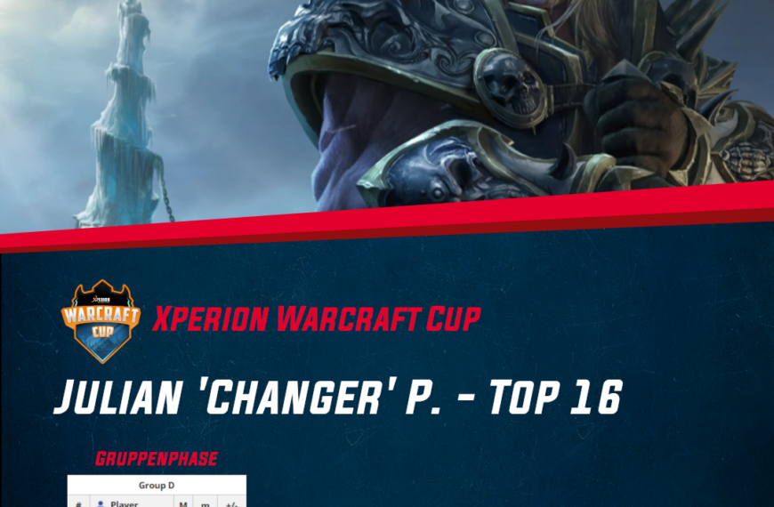 Xperion Warcraft Cup